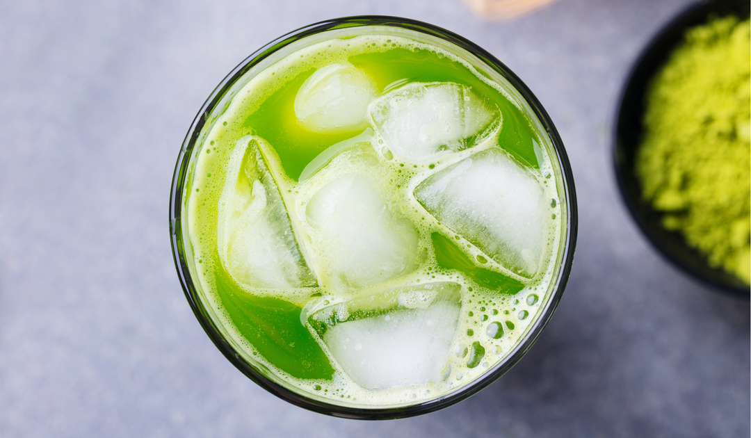 Nice Matcha Lemonade